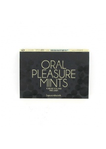 Miętówki do seksu oralnego - Bijoux Indiscrets Oral Pleasure Mints Peppermint