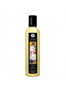 Olejek do masażu - Shunga Massage Oil  - Serenity Monoi