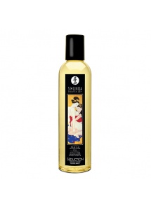 Olejek do masażu - Shunga Massage Oil  - Seduction Midnight Flower