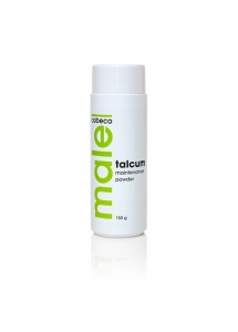 Talk do masturbatorów - Male Talcum Maintenance Powder 150 gr